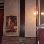 Fisure, efecto pared vieja
